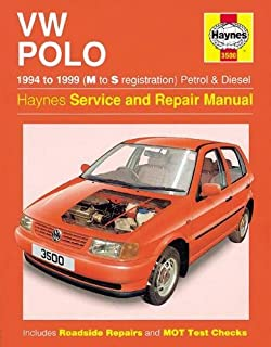 Vw polo hatchback petrol service and repair manual 2000 2002 vw polo hatchback petrol diesel 94 99 haynes repair manual publicscrutiny Choice Image