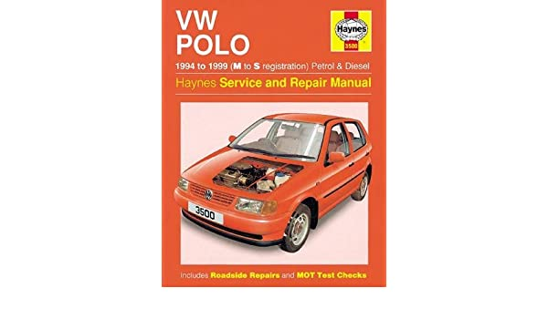 VW Polo Petrol & Diesel: Haynes Publishing: 9781785212758: Amazon.com: Books