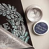 A Makers' Studio   Chalk Art   Metallic Silver