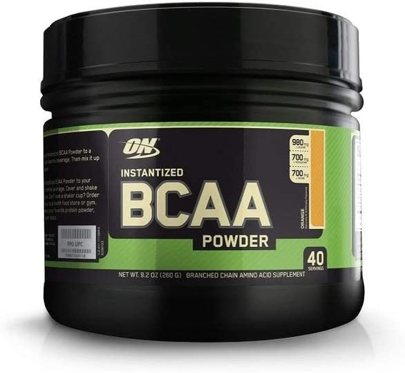 Bcaa 5.000 Powder 260 g - Optimum Nutrition por Optimum Nutrition