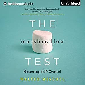 The Marshmallow Test Hörbuch