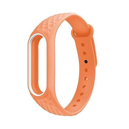 para Xiaomi MI Banda 2,Btruely Herren 💕 Reemplazo de Pulsera de Reloj de muñeca