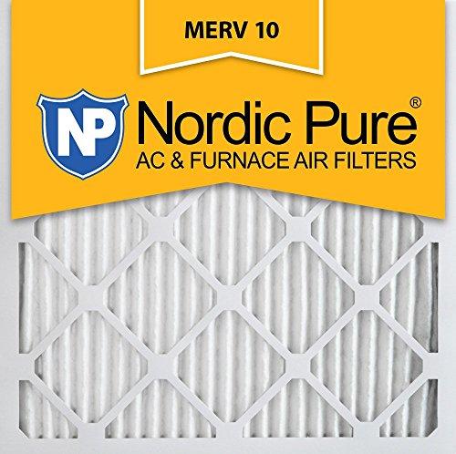 Pure 20x20x1M10-3 20x20x1 Merv 10 AC Furnace Filters Qty 3 [並行輸入品]