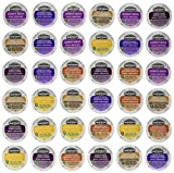 Martinson Single Serve Coffee Capsules, Variety Pack, Compatible with Keurig K-Cup Brewers, 36 Count