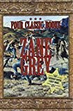 img - for Zane Grey Box Set: Four Western Classics book / textbook / text book
