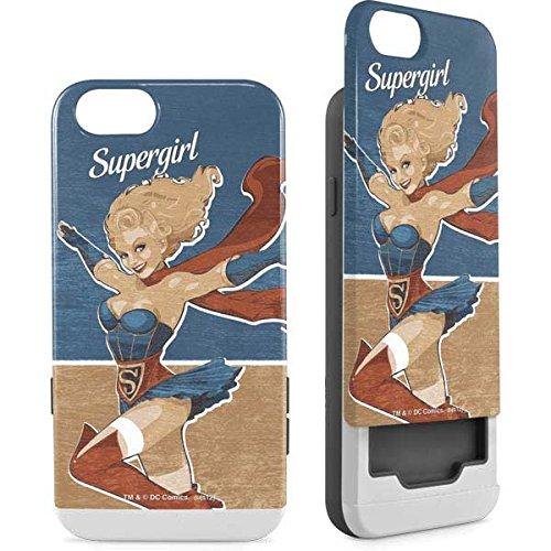 Bombshells iPhone 6/6s Case - Supergirl | DC Comics X Skinit Wallet Case