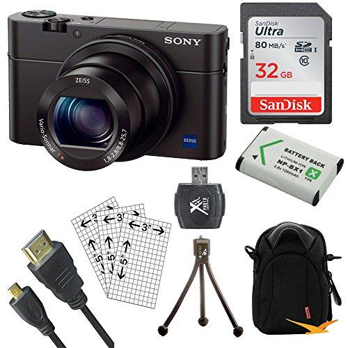 Cybershot 20 2MP Digital Camera Bundle