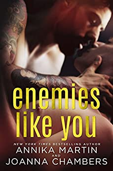Enemies Like You by [Chambers, Joanna, Martin, Annika]