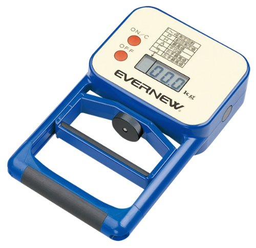 エバニュー(EVERNEW) デジタル握力計 EKJ077 B000ARCSRG