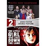 The Hotel New Hampshire /The Little Girl Who Lives Down The Lane - 2 DVD Set