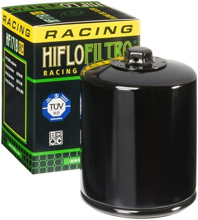 HiFlo Racing Chrome Oil Filter HF171CRC 14-1271 0712-0435 314-0171CRC 550-0171CR