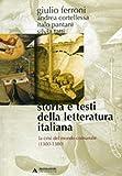 Storia e testi della letteratura italiana: 2