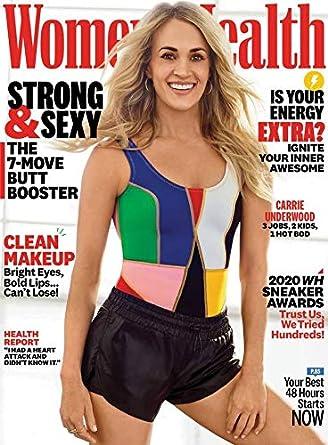 Women's Health Print Magazine
