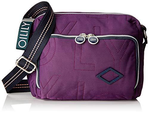 Oilily Damen Spell Shoulderbag Shz Schultertasche, 10x18x24 cm