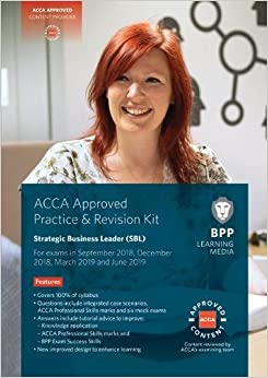 Descargar Acca Strategic Business Leader: Practice And Revision Kit PDF