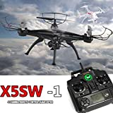 Best Syma Drones For Kids - Cewaal X5SW-1 Drone Without Camera With Long Flying Review