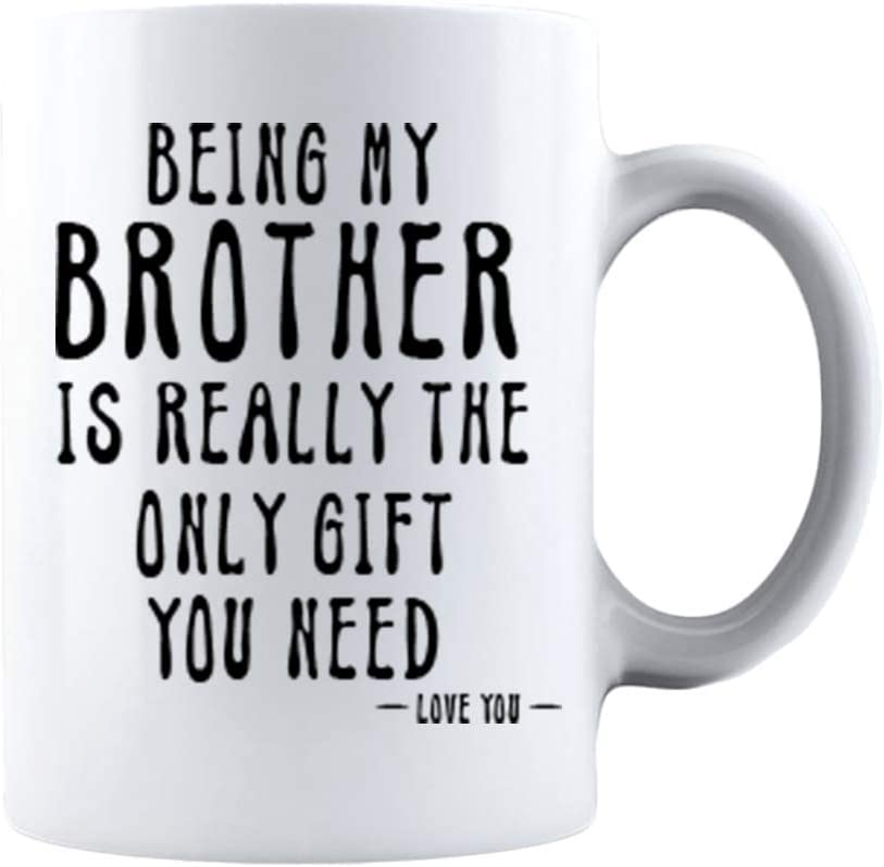 KROPSIS Being My Brother Is Really You New product!! The Excellence -Love Gift Only Need