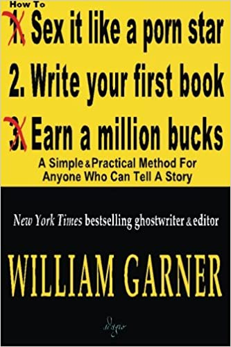 Steps To Writing Your First Book