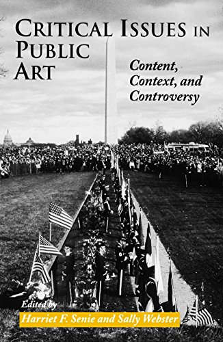 Pdf Politics Critical Issues in Public Art: Content, Context, and Controversy