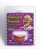 Forum Novelties Geezer Gums, Multi-Color, Standard