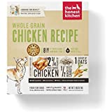 Honest Kitchen The Human Grade Dehydrated Organic Grain Chicken Dog Food, 2 lb - Revel