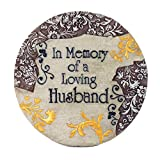 Spoontiques Memory Husband Stepping Stone