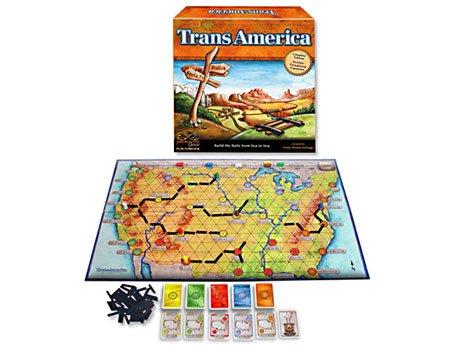 Immortal Eye - Board Games Immortal Eyes Games Trans America w/Vexation Expansion