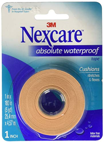 Nexcare Absolute Waterproof Tape (Nexcare Wrap Athletic)