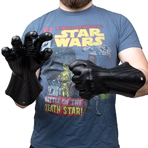 Star Wars Darth Vader Oven Glove Set of 2 - Silicone Heat Resistant up to 445 Degrees F -