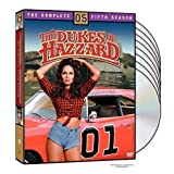 The Dukes of Hazzard: Season 5 by Warner Home Video