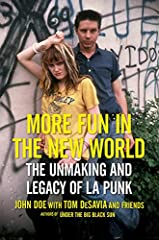 Sequel to Grammy-nominated bestseller Under the Big Black Sun, continuing the up-close and personal account of the L.A. punk scene, with 50 rare photos                     Picking up where Under the Big Black Sun left off, Mor...