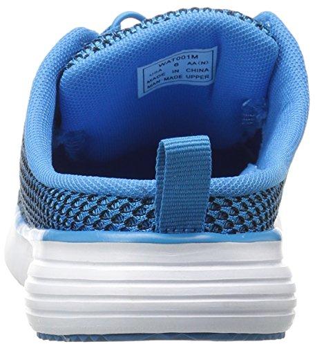 Propet Women's TravelFit Slide Walking Shoe Blue/Black UWYz9
