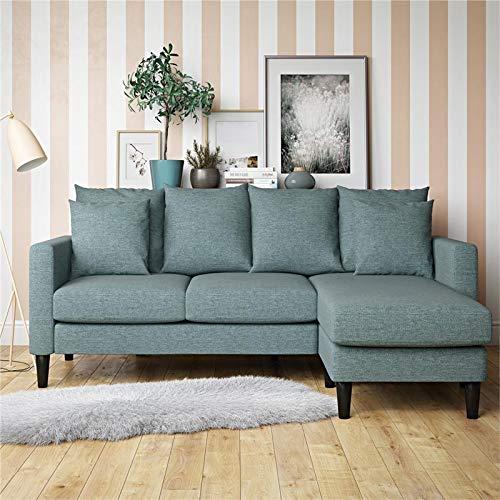FlexLiving sofa, Teal
