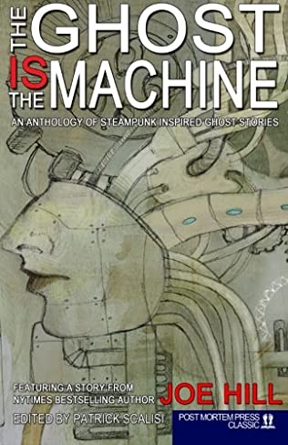 book cover of The Ghost IS the Machine