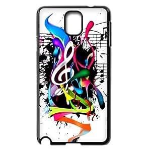 [QiongMai Phone Case] For Samsung Galaxy NOTE3 Case Cover -Love Music-IKAI0446598