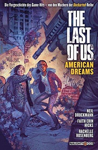 The Last of Us. American Dreams: Der Prequel-Comic zum Game-Hit