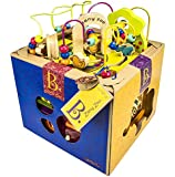 B. Zany Zoo Wooden Activity Cube for Children Ages 1 to 3 (Discontinued by manufacturer)