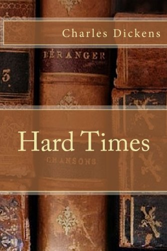 How does Dickens paint the picture of utilitarianism through his novel Hard Times?