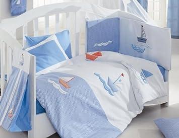 Segel für Boote Kinderbett, 4,5 Tog Bettdecke, Gesteppt, Mit ...