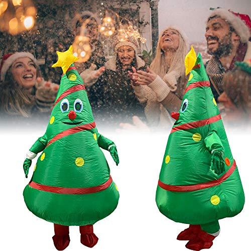 urbenlife Ropa Hinchable del árbol de Navidad, Disfraz de muñeca ...