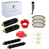 I clean Replenishment Roomba 500 Series Kits, Compatibel with iRobot Roomba 560, 510, 530,595, 535, 540, 580, 610 Vacuum Cleaner Parts