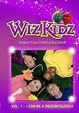 The Wiz Kidz - I Can Be A Paleontologist by Christina Ferraro