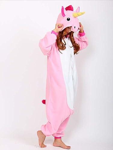 64772a8cb4b5c Pyjama Licorne Mixte Adulte Anime Kigurumi Combinaison Pyjama Grenouillère  Pegasus  Amazon.fr  Jeux et Jouets