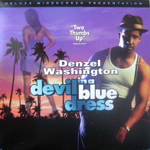 Devil in a Blue Dress / Deluxe Widescreen Presentation (Laserdisc)