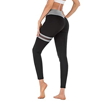 Pantalones Deportivos Mujer SUNNSEAN Leggings para Mujeres ...