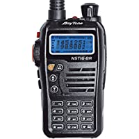 NSTIG-8R Dual Band (VHF/UHF) Amateur (Ham), Commercial Portable Two-Way Radio