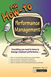 HR How-to : Performance Management, CCH Incorporated, 0808011480