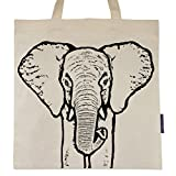 Susie the Elephant Tote Bag