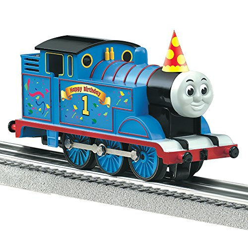 Lionel Birthday Thomas The Tank Engine Train with LionChief Remote