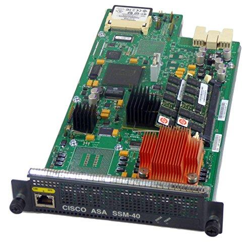 Cisco ASA-SSM-AIP-40-K9 ASA 5500 AIP Security Services Module